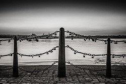 Padlocks in Liverpool
