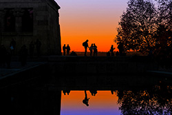 Temple Debod - Madrid